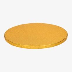 Guld kagefad