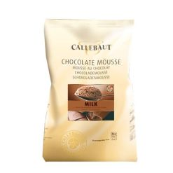 Callebaut Mælk Chokolademousse – 70%, 800 g