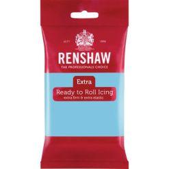 Renshaw Fondant Extra, Baby Blå – 250g