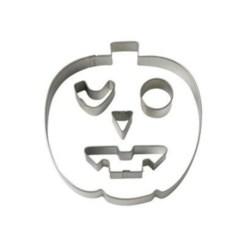 Halloween Græskar udstikkersæt, 5 dele