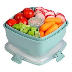 Sistema Madkasse Til Salat Renew 1,1 L - Mint