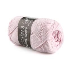 Mayflower Cotton 8/4 Garn 1488 Lys Rose