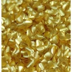 Spiselige Guldhjerter - Rainbow Dust