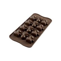 Silikone Chokoladeform Mood - Silikomart