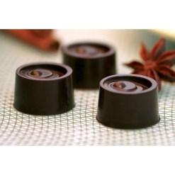 Silikone Chokoladeform Vertigo - Silikomart