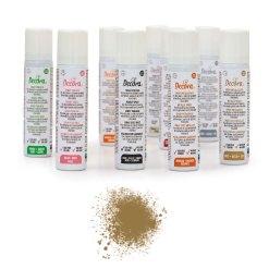 Sprayfarve Guld, 75 ml - Decora