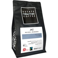 Kaffe JAZ de Rio Coco 200g, hele bønner - Estate Coffee