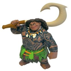 Maui Topfigur fra Vaiana - Overig