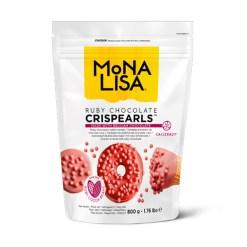Callebaut Crispearls Ruby 800g - Mona Lisa