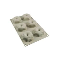 Silikoneform Mini Raggio 3D - Silikomart