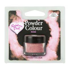 Spiseligt Støv, Rose - Rainbow Dust