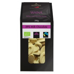 Valrhona chokolade, Feves Waina 35% 200g