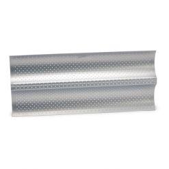 Baguette / Flutes Form til 2 stk. - Patisse Silver Top