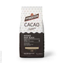 Kakaopulver 1kg, Intense Deep Black - Van Houten