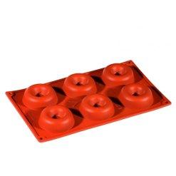 Silikoneform Donut - Pavoni