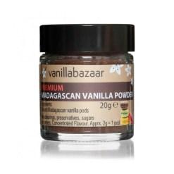 Vaniljepulver 20g - Vanillabazaar