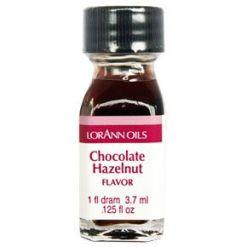 Chokolade Hasselnød Aroma, 3,7ml - LorAnn