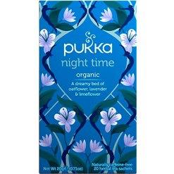 Pukka Te Night Time Økologisk - 20 breve