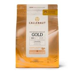Callebaut Chokolade Gold 1kg
