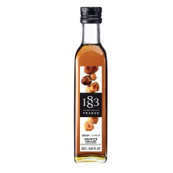 1883 Sirup Ristet Hasselnød 250 ml