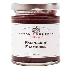 Hindbærmarmelade Extra 215g - Belberry