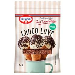 Choco Love krymmel - Dr. Oetker