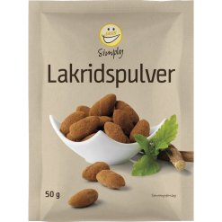 EASIS Lakridspulver