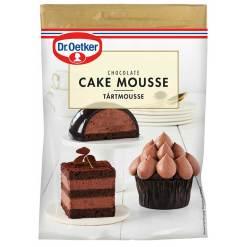 Kagemousse med chokoladesmag - Dr. Oetker