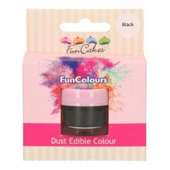 Pulverfarve Sort - FunCakes