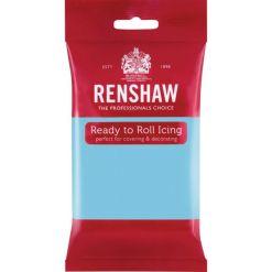 Renshaw Rullet Fondant Pro - Baby blå, 250g