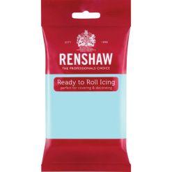 Renshaw Rullet Fondant Pro - Duck Egg Blue, 250g