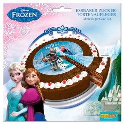 Frost / Frozen Sukkerprint Ø16cm