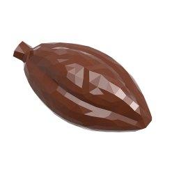 Chokoladeform Cocoa Bean Facet CW12000 - Chocolate World