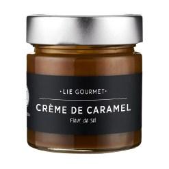 Karamelcreme med havsalt 270g - Lie Gourmet