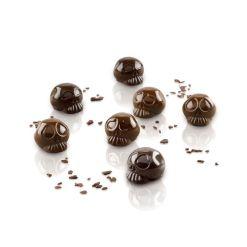 Kranie chokoladeform silikoneform - Silikomart