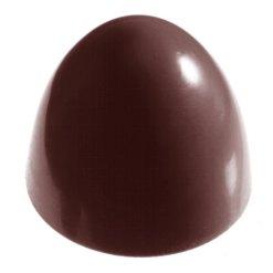 Mini Flødebolleform chokoladeform CW2280 - Chocolate World