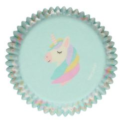 Unicorn Muffinsforme, 48 stk. - FunCakes