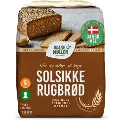 Valsemøllen Solsikkerugbrød - Bagemix
