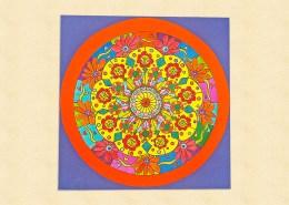 Mandala çizim Ve Boyama Faber Castell Projedenizi
