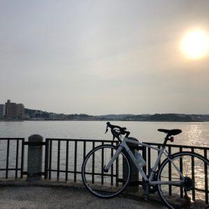 江の島ライド