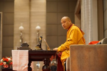 karmapa HS morning 16Aug2016 15