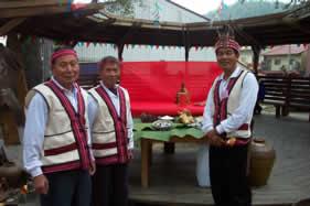 2003 埔里多元文化季系列 - 噶哈巫過年活動