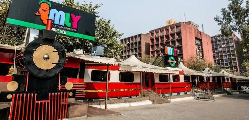 Aboard Delhi's First Food Train 'IMLY'. Where Region Is No Bar.