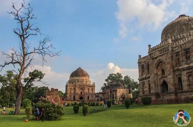 Lodhi Garden Tomb Kahajaun