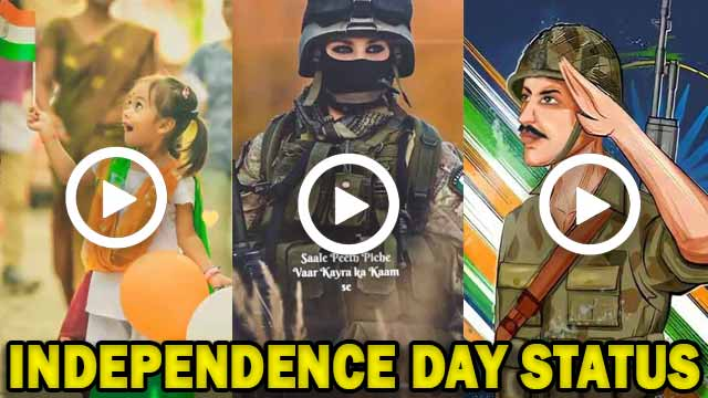 Independence Day Status Video