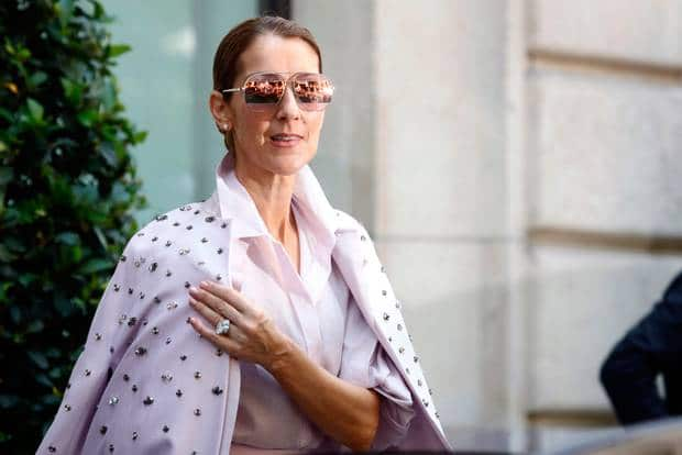 Celine Dion Goes Full Nude for Vogue magazine photoshoot
