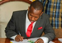Governor Mike Sonko