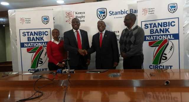 stanbic bank, national sevens circuit