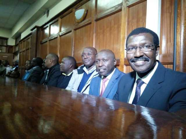 Kenya Power Directors