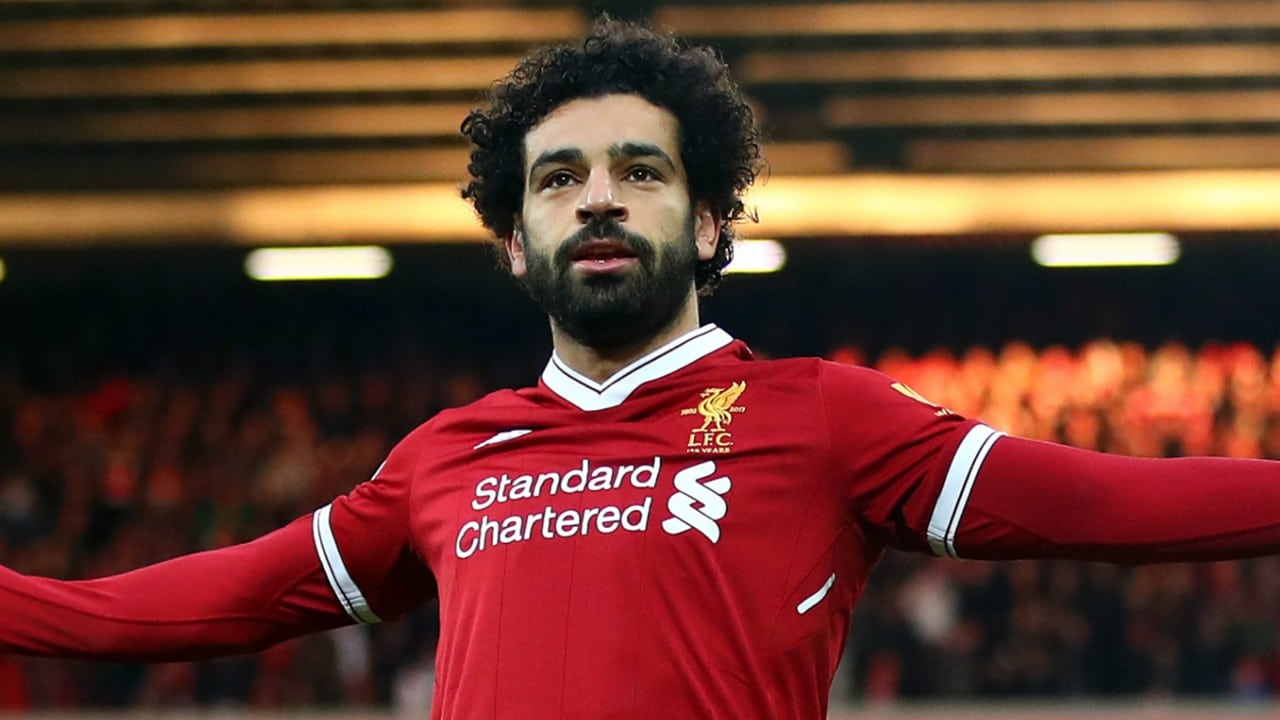 Liverpool Striker Mohamed Salah Has Been Referred To The Police By His Club Over An Incident In Which He Was Reportedly Filmed Driving While Using His